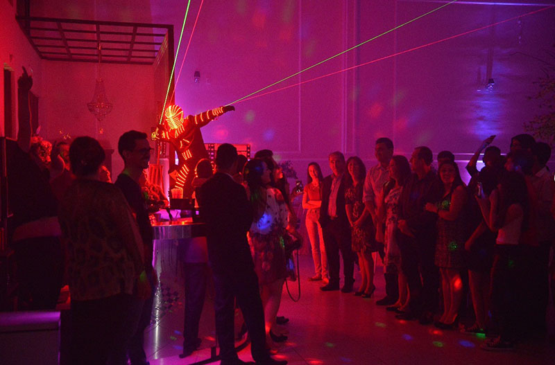 show de laser em sorocaba
